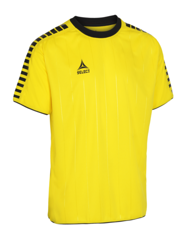 Player Shirt S/S Argentina - Yellow/Black