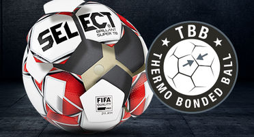 Thermo bonded football