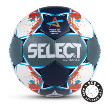 Ultimate. Le ballon officiel de la Ligue des Champions VELUX EHF Homme 2019.