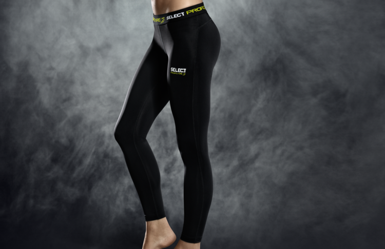 6406W Compression Tights Women - Black