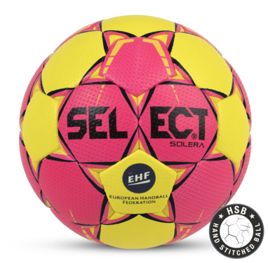 Solera Handball - Pink/Yellow