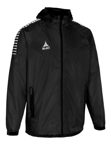 BRAZIL ALL-WEATHER JACKET - noir
