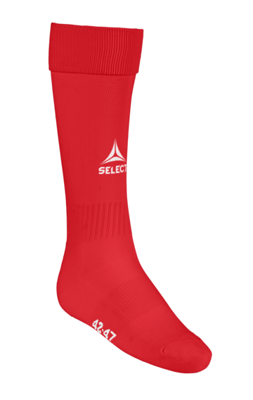 Elite football socks - rouge
