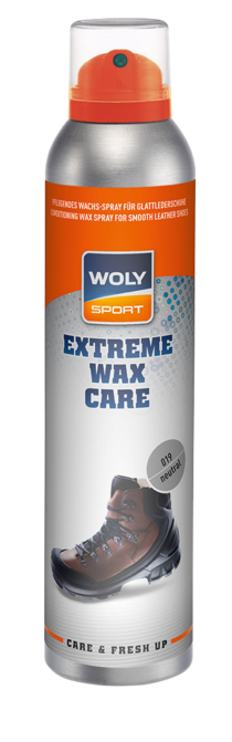 Extreme Wax Care Woly Sport III