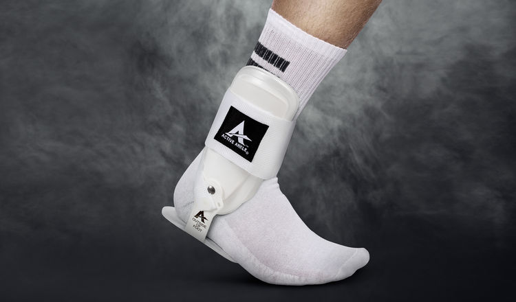 Active Ankle T2 - white