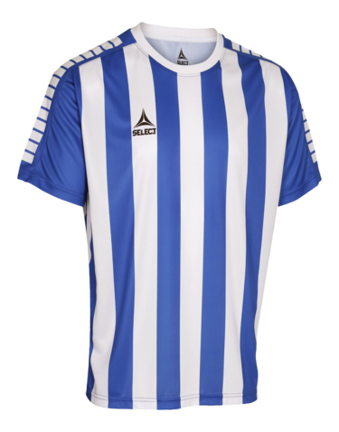 Player Shirt S/S Argentina Striped - Blue/White