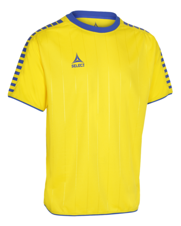 Player Shirt S/S Argentina - Yellow/Blue