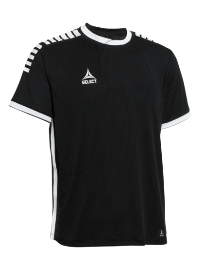 Monaco Player Shirt in Black from SELECT