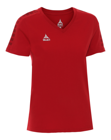 T-Shirt Torino Women - Red
