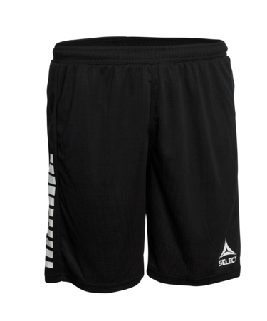 Monaco Player Shorts in Black from SELECT