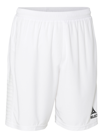 Player Shorts Brazil - White/White