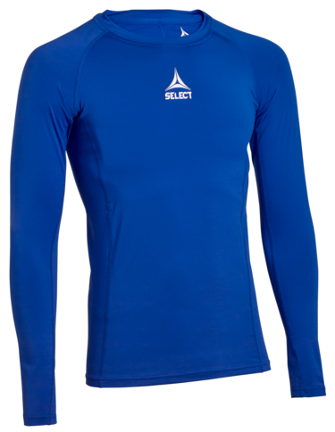 Shirt L/S Baselayer - blue