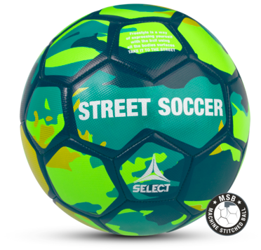 All-round footballs from SELECT
