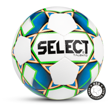 Footballs for youth football players from SELECT