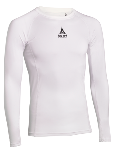 Shirt L/S Baselayer - white