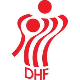 Dansk håndbold forbund DHF - Denmark - Official ball of the national teams